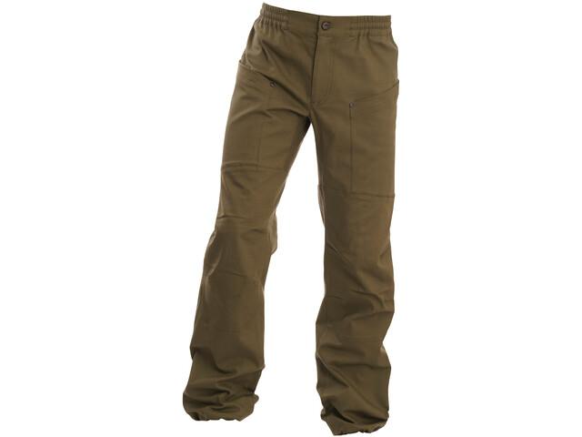Wild Country Balance 3 Pantaloni Uomo, winter moss